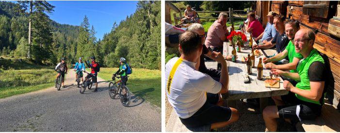 MTB-Tour rund um das Sonntagshorn – Chiemgauer Alpen